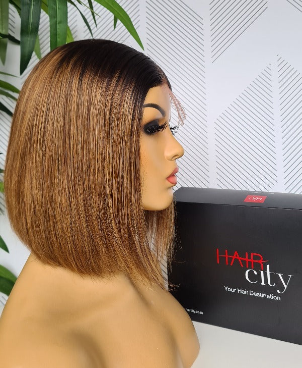Brazilian T Part Lace Wig - Ruby 1B-30