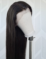 Brazilian Lace Front Wig Straight - 40''