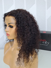 BRAZILIAN LACE FRONT WIG Natural WAVE