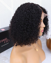 Brazilian T - Part Lace Wig Carli 8""