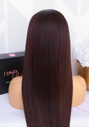Brazilian 4x4 Lace Wig - Straight - 4 - 18""