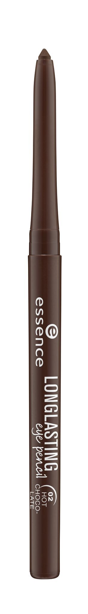 essence long-lasting eye pencil 02-brown