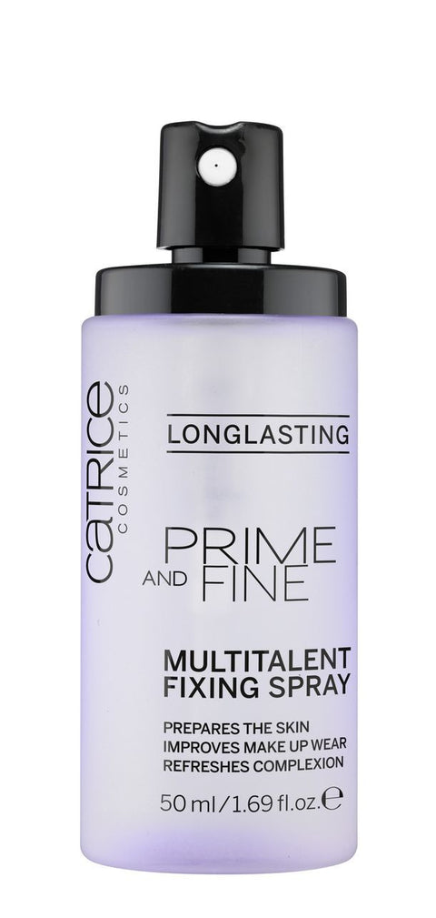 Catrice Prime And Fine Multitalent Fixing Spray