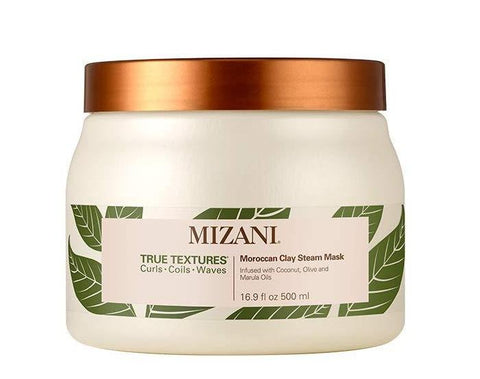 Mizani True Textures Clay Steam Mask 500ml