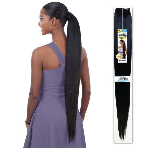 Freetress Easy Wrap Ponytail -Natural Yaky 32''