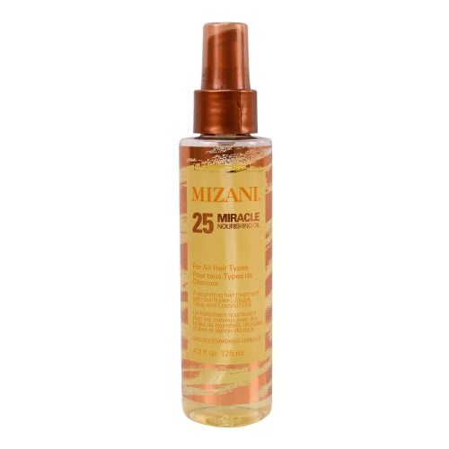 Mizani 25 Miracle Nourishing Oil 125ml