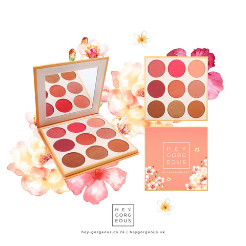 Hey Gorgeous Blusher Pallet