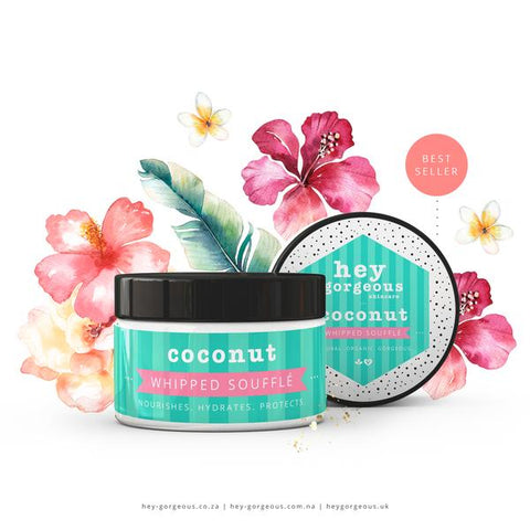 Hey Gorgeous Coconut Decadent Body Souffle 200G