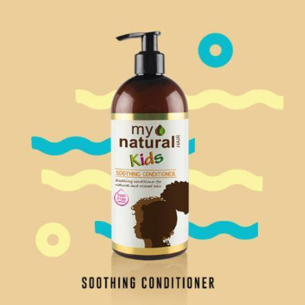 My Natural Hair Kids Soothing Conditioner 500ml