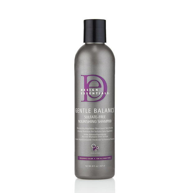 DESIGN ESSENTIALS GENTLE BALANCE SHAMPOO 237ml