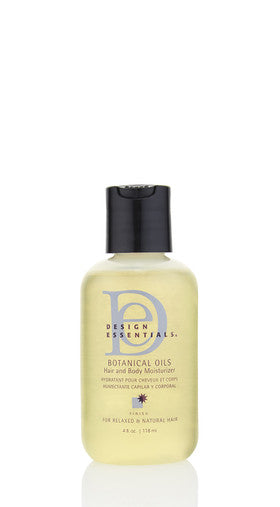 DESIGN ESSENTIALS BOTANICAL OILS