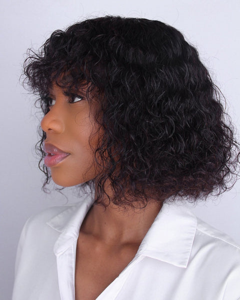 Brazilian Water Wave Fringe - Zoe