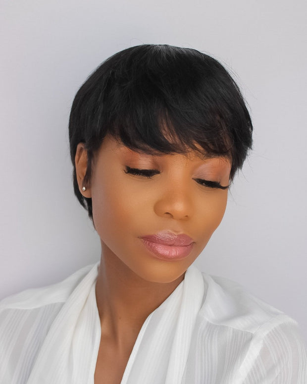 Brazilian Pixie Wig - Straight
