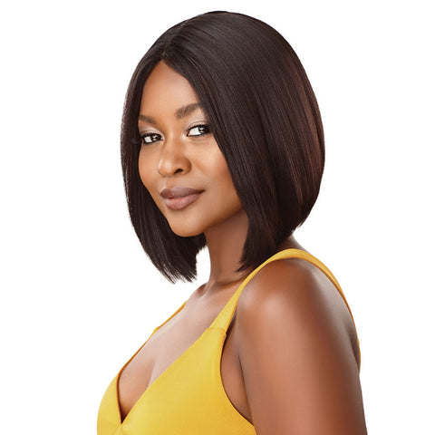 The Daily Wig - 100% Human Hair Wig - Straight Bob