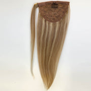 Mixed Blonde Clip In Ponytail - 46cm