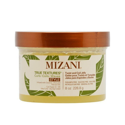 MIZANI  TRUE TEXTURES TWIST AND COILY JELLY 250 ML