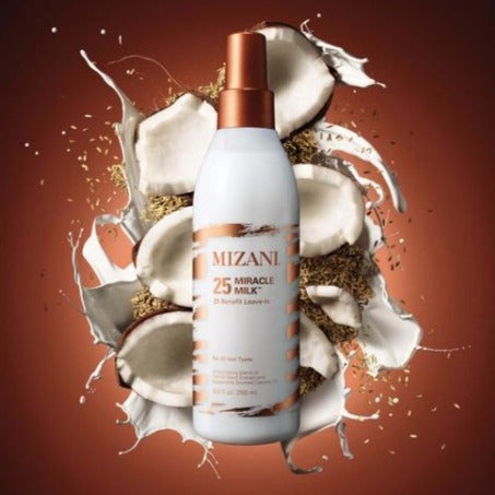 MIZANI 25 MIRACLE MILK 250 ML