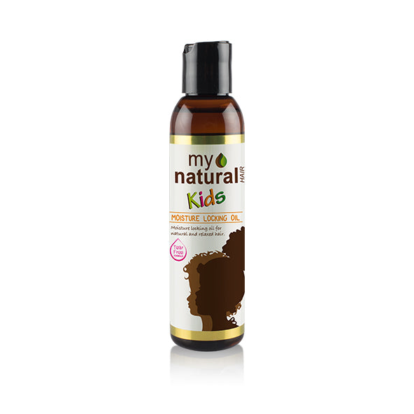 My Natural Hair Kids Moisture Locking Oil 150ml