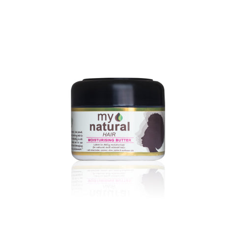 My Natural Hair Moisturizing Hair Butter 125ml