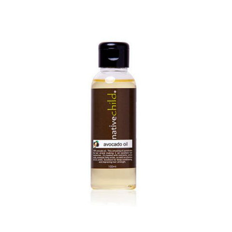 Native Child Avocado Oil 100ml