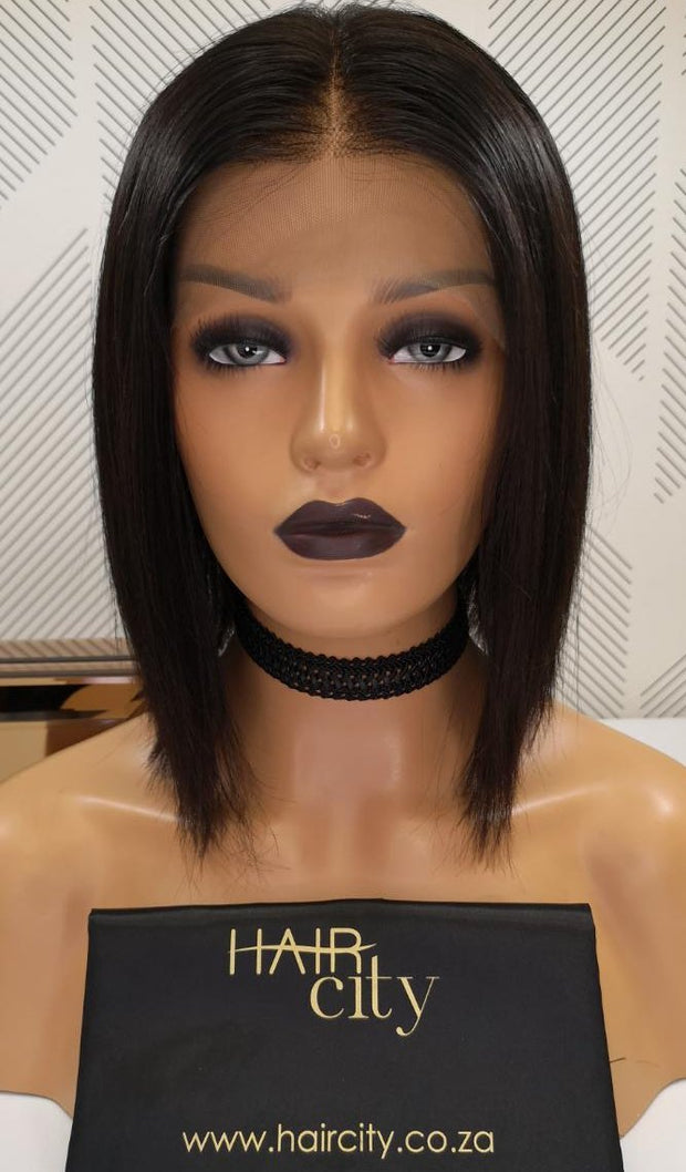 "Brazilian 5"" Lace Wig Missy J - 10"" - Natural"