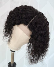 Brazilian 4x4 Lace Wig - Water Wave 12""