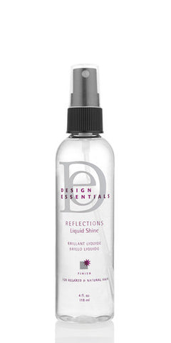 DESIGN ESSENTIALS REFLECTIONS LIQUID SHINE - 118ml