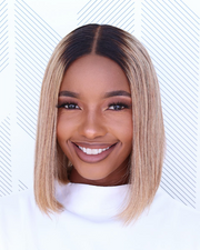 Brazilian T Part Lace Wig - Ruby T1B-27