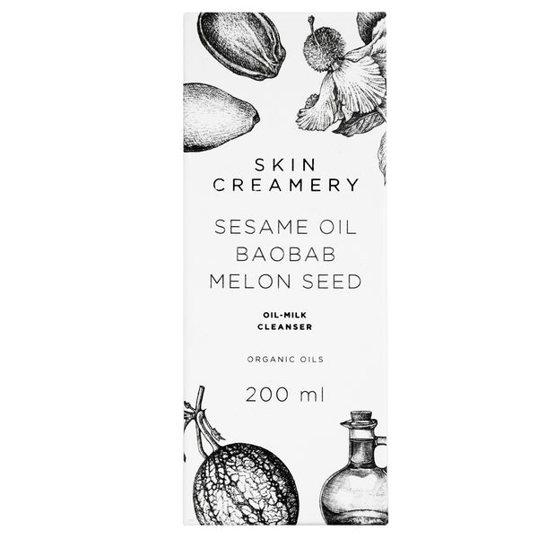 Skin Creamery Oil Milk Cleanser 200ml