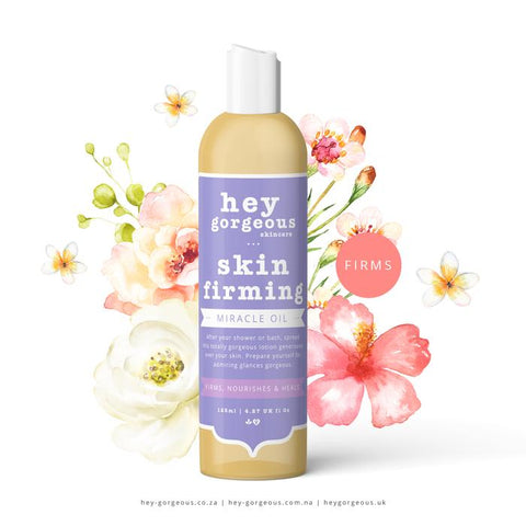 Hey Gorgeous Skin Firming Miracle Oil 125ml