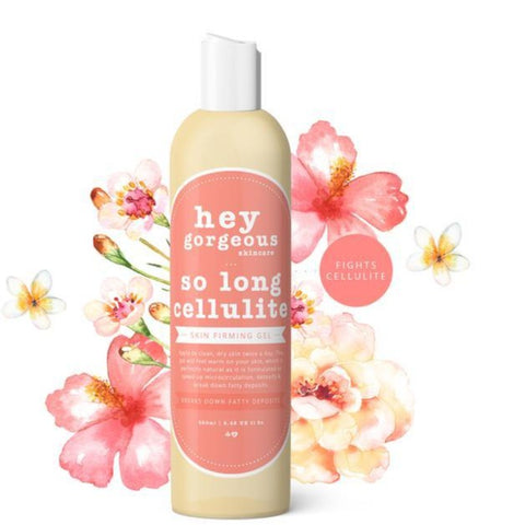 Hey Gorgeous So Long Cellulite Skin Firming Gel 200ml