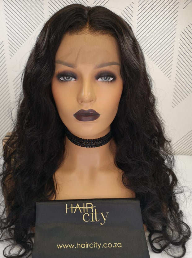 BRAZILIAN LACE FRONT WIG - BODY WAVE