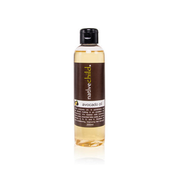 Native Child Avocado Oil 200ml