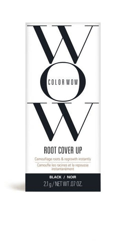 WOW Colour Root Cover Up - Black
