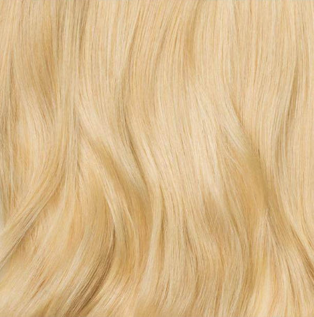 "BRAZILIAN CLIP IN EXTENSIONS 18"" -  613 - BLEACH BLONDE"