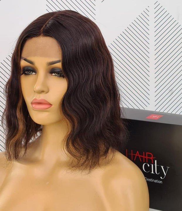 Brazilian Lace Front wig Cleona