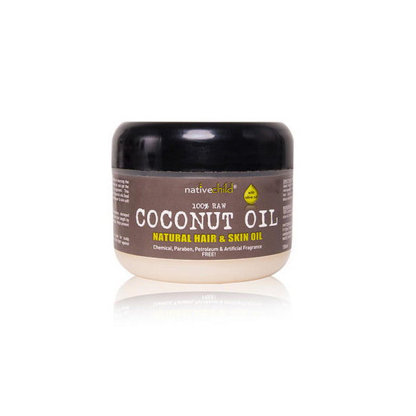 Native Child Coconut Oil 125ml