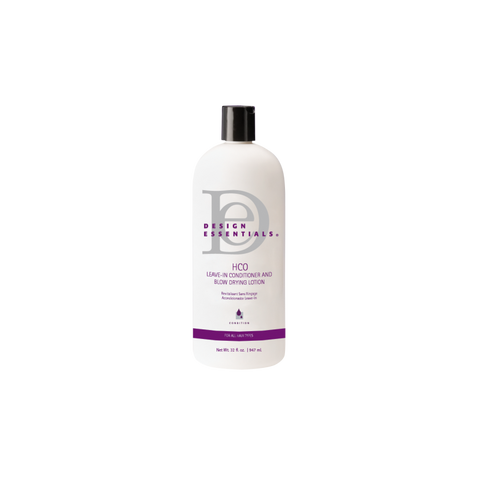 DESIGN ESSENTIALS HCO LEAVE IN CONDITIONER