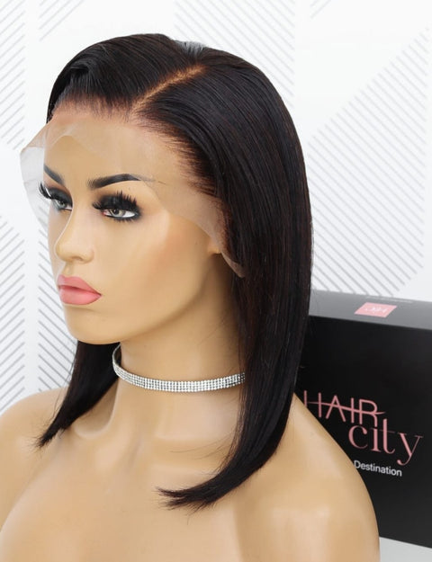 Peruvian Lace front Wig Kourtney