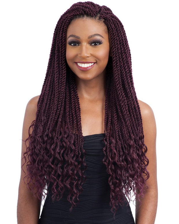 Freetress Zoey Twist Braid Straight 22""