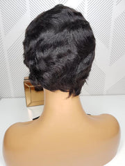 Brazilian Finger Wave Bob