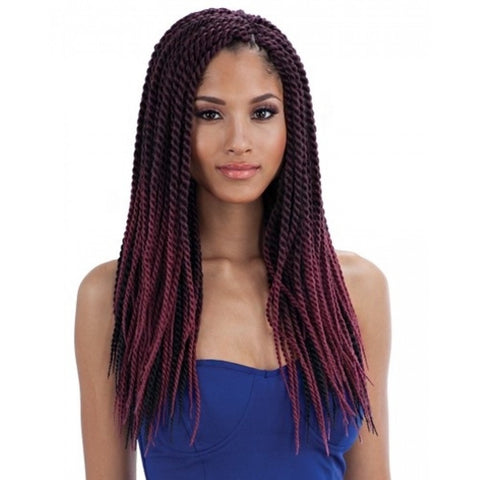 FreeTress Synthetic Braids Senegalese Twist Large