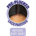 Outre Lace Front - Kitana