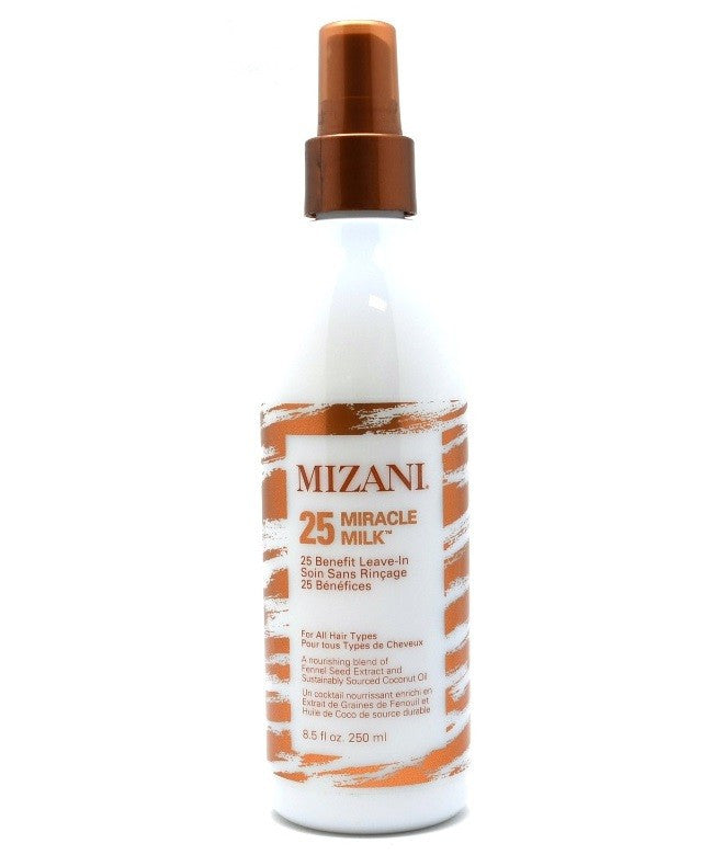 Mizani Natural Hair Products Reviews