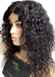 Brazilian 4x4 Lace Wig - Natural Wave
