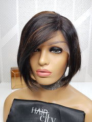 Brazilian Lace Front - Pixie Cut