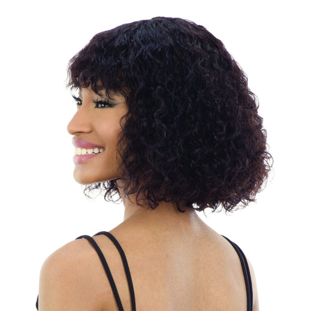 Naked Brazilian Natural 100% Human Hair Wig - Whitney