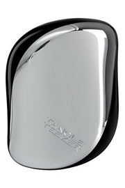 Tangle Teezer Compact Styler Chrome - Silver