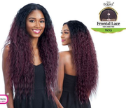 "Freetress 100% Hand-Tied 13"" x 4"" Frontal Lace Wig 002"