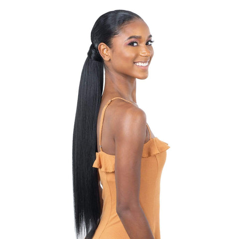 Freetress Easy Wrap Ponytail - Yaky Straight 24""